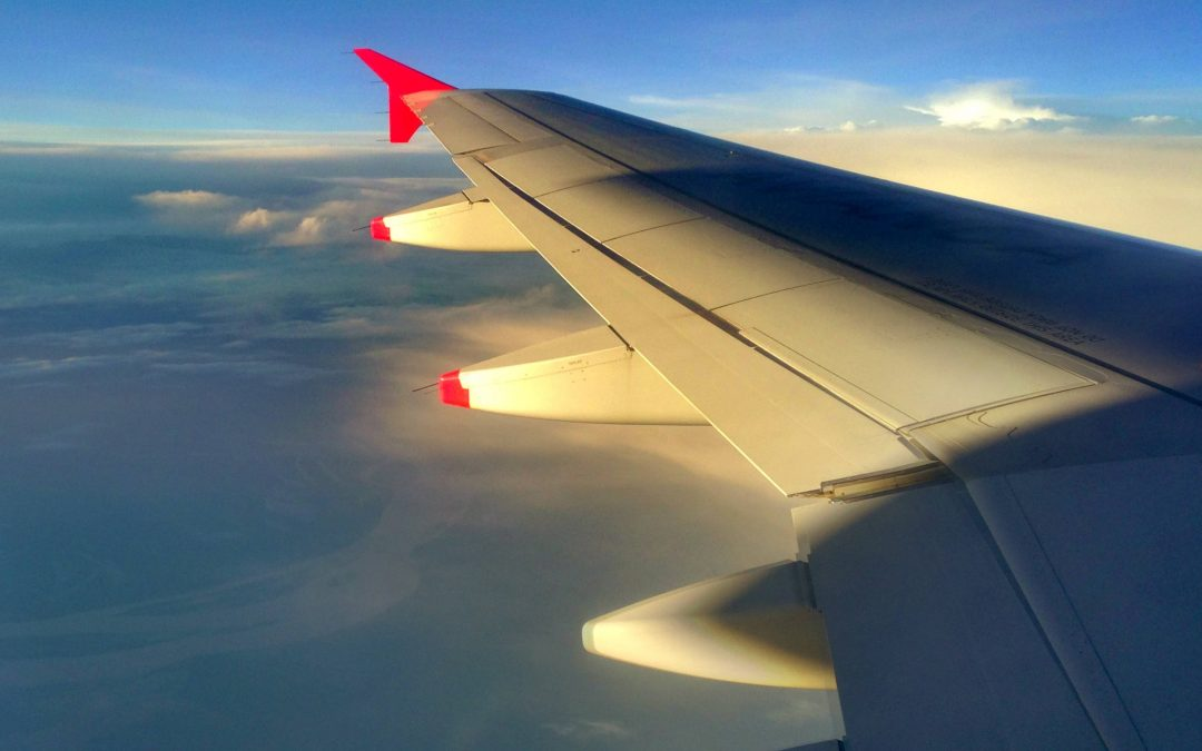 Trombose venosa profunda e viagens aéreas