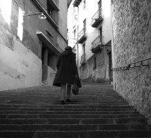 Subir escadas causa varizes?