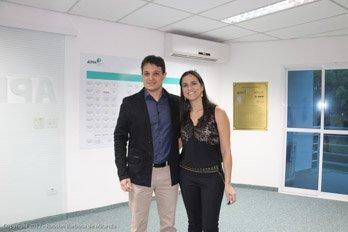 Dr. Rafael Couto e Dra. viviane Couto