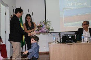 Homenagem à Dra. Viviane Couto