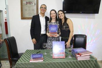 Dra. Thais Bordinhon, coautora da obra livro Doppler das Artérias carótidas e Vertebrais