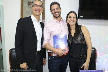 Dr. Fabio Moraes, coautor da obra - livro Doppler das Artérias carótidas e Vertebrais