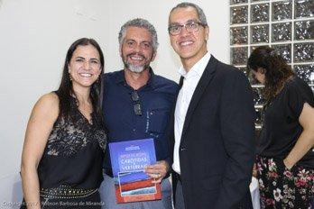 Dr. Agenor Costa, prefaciador da obra - livro Doppler das Artérias carótidas e Vertebrais