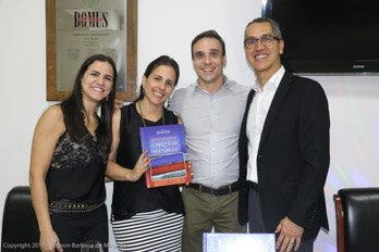 Dr. Allison Fernandes e Tatiana Prota